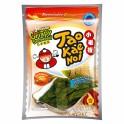 (卖光啦)泰国小老板辣味紫菜小食36G
