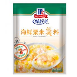 味好美 海鲜粟米羹料 35G