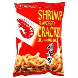 (卖光啦)韩国 农心虾条75G