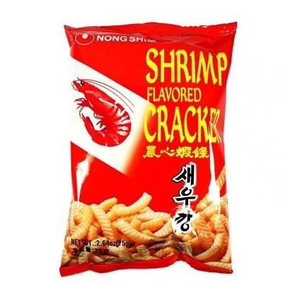 韩国农心虾条75g