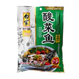 白家川菜调料 酸菜鱼 200G