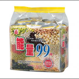台湾原产北田能量99棒糙米棒原味(蛋黄)180G