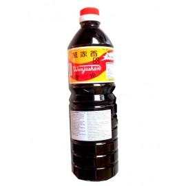 (卖光啦)台湾原产万家香 甲等酱油 1000ML