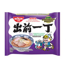 香港日清出前一丁 东京酱油猪骨汤面 100G