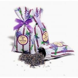 Le Chatelard 1802南法特产经典紫色情人薰衣草香包18g*3套装