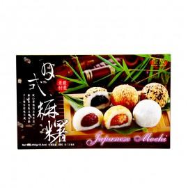 (卖光啦)台湾热销皇族 日式综合麻糬 盒装450G