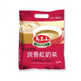 马玉山台湾原产 热销炭香红奶茶 16G*20