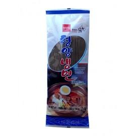 韩国热销 WANG 冷面 墨鱼面附调味料 283G