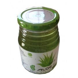 韩国热销美容佳品 蜂蜜芦荟茶 580G
