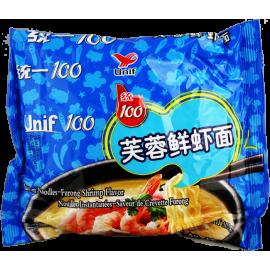 统一100牌 芙蓉鲜虾面108G