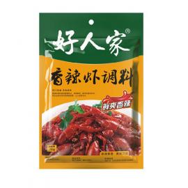 (卖光啦)好人家 香辣虾调料 150G