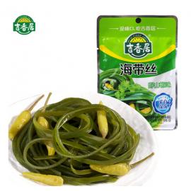 吉香居 野山椒海带丝 88G