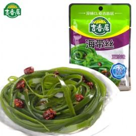 (卖光啦)吉香居 豆豉海带丝 88G