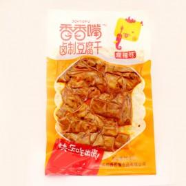 (卖光啦)香香嘴卤制豆腐干豆干 麻辣味 100G
