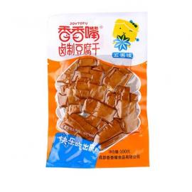 (卖光啦)香香嘴卤制豆腐干 豆干五香味 100G
