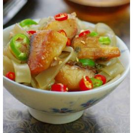 鱼泉牌  红薯宽粉(粉皮) 350G
