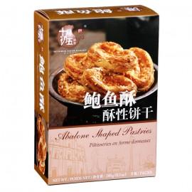 (卖光啦)澳门饼家 十月初五鲍鱼酥 108G