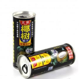 (卖光啦)买十赠一  椰树牌 椰汁罐装 245ML (共11罐)