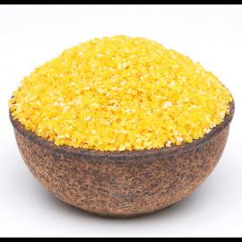 (卖光啦)莲峰 玉米碎 454G