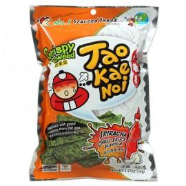 泰国小老板是拉差辣醬紫菜小食 36G