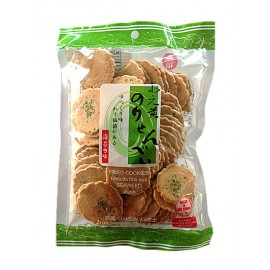 台湾原产九福 海苔小元煎 114G