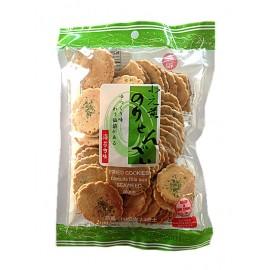 (卖光啦)台湾原产九福 海苔小元煎 114G