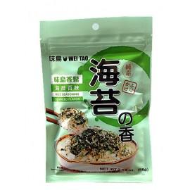 台湾人气热销味岛香松 海苔香味 60G