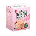 台湾三点一刻 经典玫瑰花果奶茶120G