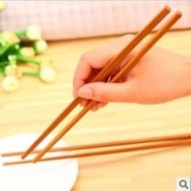 正宗火锅筷 无漆无蜡木筷子 5双装
