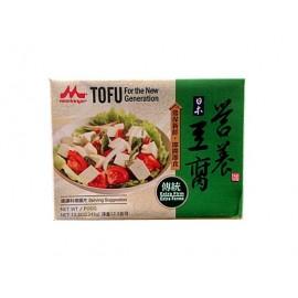 日本MORINAGA森永 无防腐剂营养传统豆腐 340G