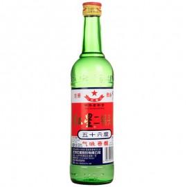 ALCOOL DE RIZ ÉTOILE ROUGE 56°  500ML