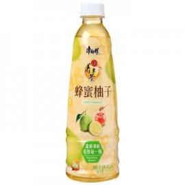 康师傅 蜂蜜柚子茶 550ML