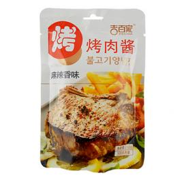 吉百家 韩式麻辣烤肉酱 110G