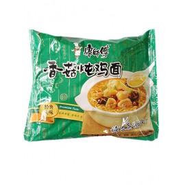 (卖光啦)康师傅 香菇炖鸡面 97G