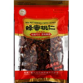 (卖光啦)莲峰蜂蜜桃仁 118G