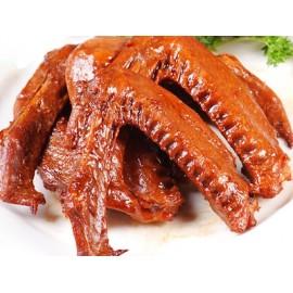 (卖光啦)美味卤食卤味 卤鸭翅 即食 110G