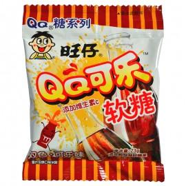 (卖光啦)旺旺 旺仔QQ糖 可乐味 大包装 70G
