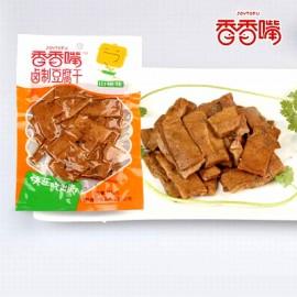 香香嘴卤制豆腐干 豆干山椒味 100G