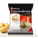 韩国农心 土豆蔬菜拉面  117G