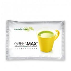 (卖光啦)马玉山台湾原产热销 抹绿奶茶 16G*20
