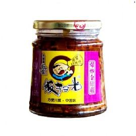 (卖光啦)饭扫光  爆炒金针菇  280G