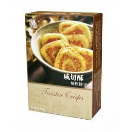 (卖光啦)澳门饼家 十月初五 咸切酥 100G