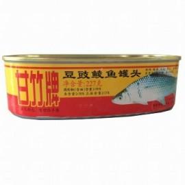 广东特产 甘竹牌  豆豉鲮鱼 227G