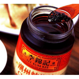 Huile de piment du style chaozhou LEEKUMKEE 335G
