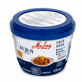 (卖光啦)梅林牌 回锅肉 猪肉笋片 300G