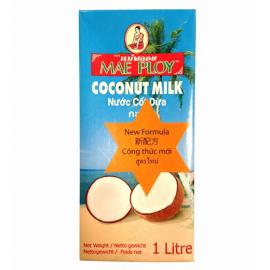 泰国原产MAE PLOY 新配方天然浓香椰奶 椰浆 1000ML