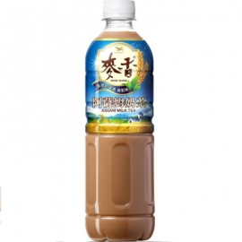 (卖光啦)台湾原产统一 麦香 阿萨姆奶茶 600ML