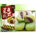 台湾皇族  日式草饼  抹茶红豆 150G