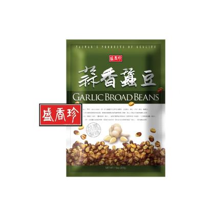 台湾热销 盛香珍 蒜香蚕豆 200G