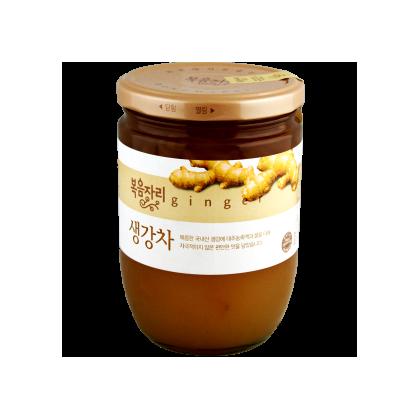 韩国清净园  蜂蜜姜茶  600G